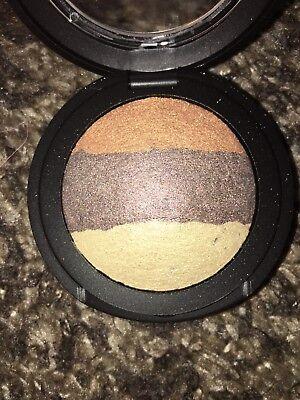Baked Eyeshadow Trios de Beauty uk, shade 4 - beach