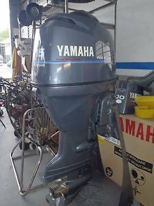 2000 Model F115AETX Yamaha Four-Stroke Outboard Noosaville Noosa Area Preview