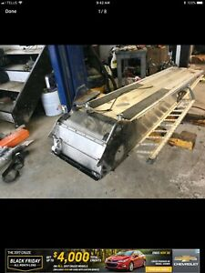PARTING OUT 2013 POLARIS  RMK 800 163 BULKHEAD, TUNNEL AND MORE