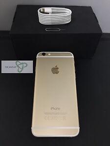 Apple-iPhone-6-128GB-Oro-Libre-Smartphone-Grado-A-EXCELENTE-ACONDICION