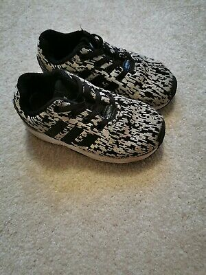 Adidas zx flux Trainers Infant Size 8