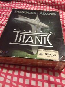 Wanted: Starship Titanic - PC Game