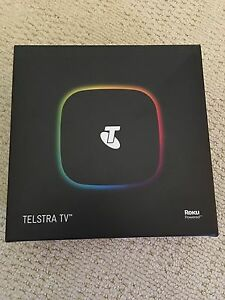 Brand New Sealed Telstra TV  / ROKU Loganholme Logan Area Preview