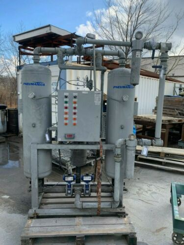 Pneumatech PE-300 Regenerative Dessicant Air Dryer - (2) available - New 2011