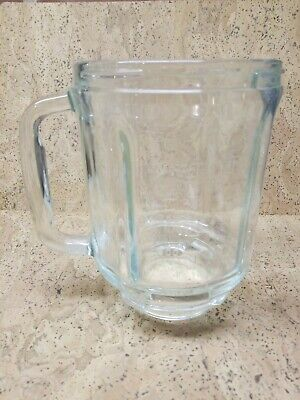 KITCHENAID BLENDER KSB5 CLEAR GLASS PITCHER/REPLACEMENT JAR ONLY SCREW TOP TYPE