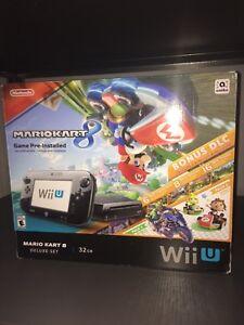 REDUCED PRICE Wii U + Super Smash Bros, controller, games bundle