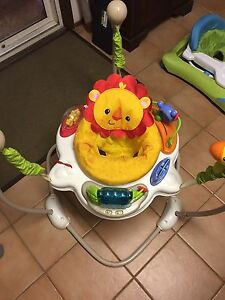 Fisher Price Jungle Jumperoo Gosford Gosford Area Preview