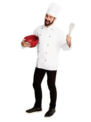 Men Dress Up Halloween (Mens Adult Chef Dress Up Halloween)