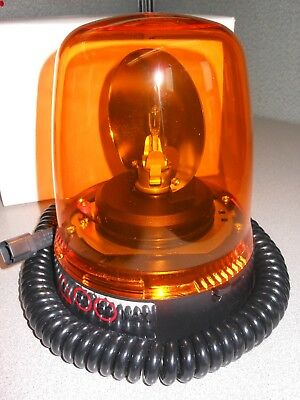 Cat Caterpillar 185-7016 Rotating Beacon Strobe Light - Amber
