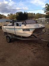 Boat and trailer Inverell Inverell Area Preview