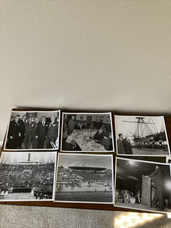Boy Scout Photos BSA Jamboree Black And White 20 8x10 Photos