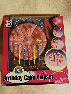 KIDS STUFF BIRTHDAY CAKE PLAYSET](Hello Kitty Birthday Stuff)