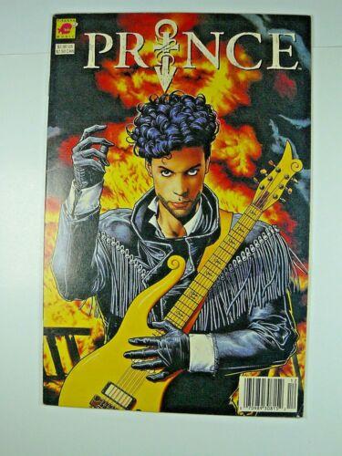 Prince Alter Ego #1 - One-Shot - Newsstand issue - VF 1991 - Piranha Music