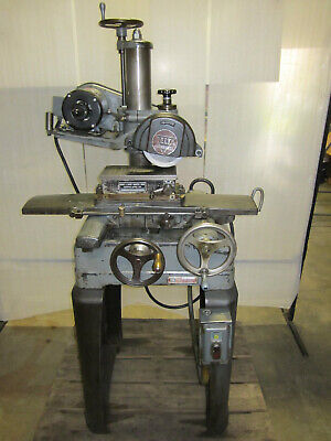 Delta-rockwell 24-150 Surface Grinder 6 X 12 Multiple Voltage Good Condition