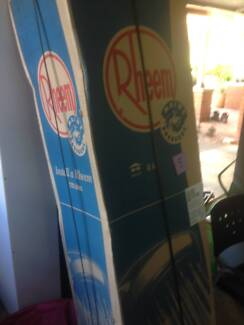 RHEEM GAS HOT WATER HEATER GAS STORAGE HEATER INSIDE GAS WATER Longueville Lane Cove Area Preview