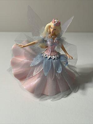 2003 Hallmark Keepsake Ornament Barbie Swan Lake Ornament No Swan EUC Look
