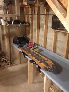 Ski and snowboard waxing and tuning