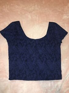 Abercrombie&Fitch Crop Top