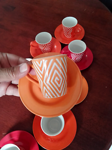 Espresso coffee cups Avondale Heights Moonee Valley Preview
