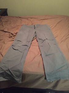 Brody Jeans Grey Casual Dress Pants For Sale