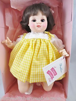 "Vintage Madame Alexander 14"" Doll with Original Box #3930 PUDDIN"