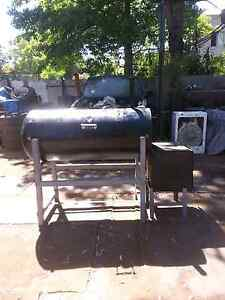 Meat smoker bbq pizza oven Horseshoe Bend Maitland Area Preview