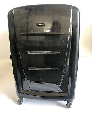 Samsonite Winfield 2 Hardside Luggage with Spinner Wheels Charcoal 28inch
