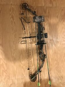 Alpine archer compound bow 200.00 text or call. 778-884-2504