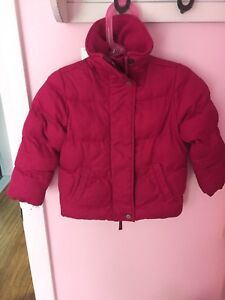 Fall/winter/spring jackets size 2T
