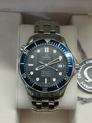 Omega Seamaster 300m Co-Axial 2220.80.00, Full Size 41mm