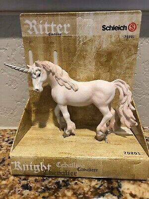 Schleich UNICORN Fantasy Mythical Animal Figure Retired 70201 Rare BRAND NEW