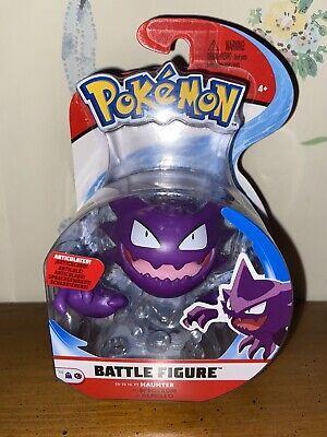 Wicked Cool Toys Pokemon 2020 Battle Figure Haunter Action Figure (super rare)!