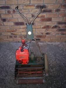 ROVER SCOTT BONNAR 4 STROKE CYLINDER LAWN MOWER! Runcorn Brisbane South West Preview