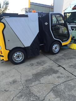 Sweeper karcher icc2  2002