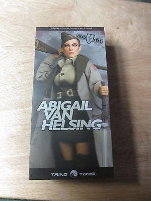 Abigail Van Helsing Waistband 1//6 Scale Triad Action Figures