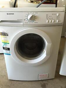 7kg front loader washing machine Glenwood Blacktown Area Preview