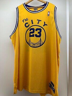 "NBA GOLDEN STATE WARRIORS RICHARDSON #23 ""THE CITY"" HARDWOOD CLASSICS JERSEY 60"