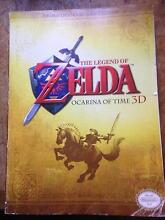 The Legend of Zelda Ocarina of Time 3DS Official Prima Guide Hornsby Hornsby Area Preview