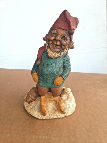 Tom Clark Gnome Figurine  - FROSTY