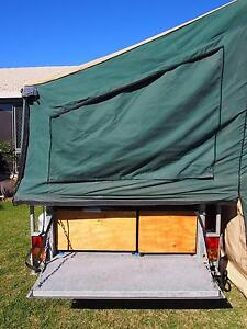 Camper Trailer Storage Box and Kitchen Adamstown Newcastle Area Preview