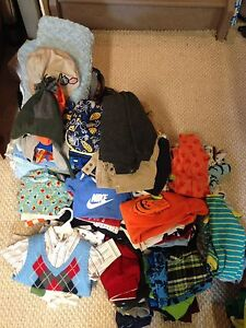 Boys Clothing (N-9 months) - All for $5