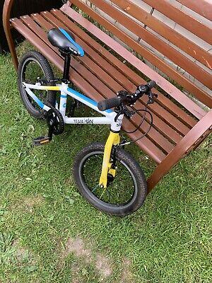 """Frog 48 SKY - 16"""" Kids Bike - New Chain Guard In Box"""