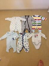 Bulk boys clothes- Fill a bag $10. Size baby 0000 up to Size 0 Waratah West Newcastle Area Preview