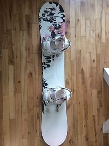 Ladies Snowboard