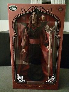 Limited Edition Disney Doll-Jafar