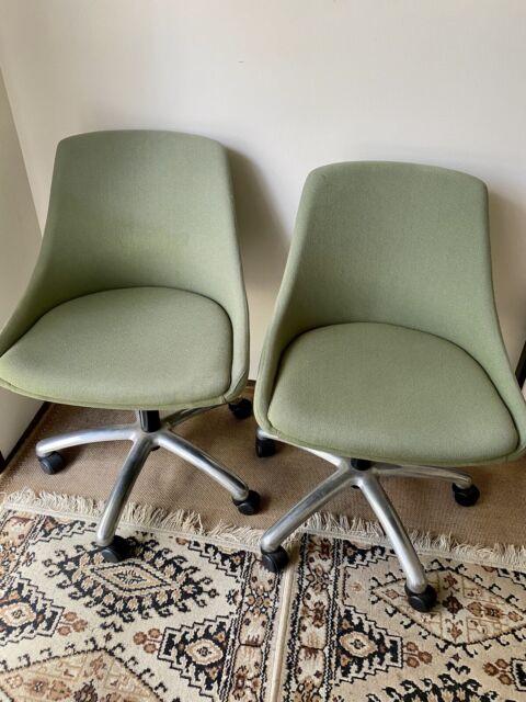 2x Mint Green Office Chairs Office Chairs Gumtree Australia Belconnen Area Belconnen 1257480204