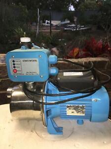Azure pressure rainwater pump