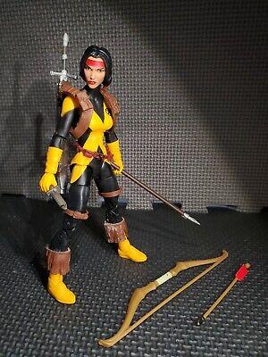 Custom Dani Moonstar Marvel Legends Figure & Accessories New Mutants X-Men