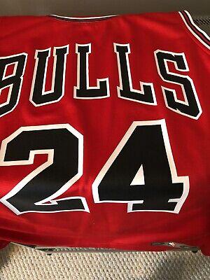 Chicago Bulls - Lauri Markkanen NBA Jersey - Size Medium - Preowned