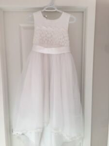 First communion size 16